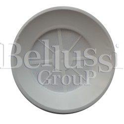 Filter for boiler in FB/F steam generator