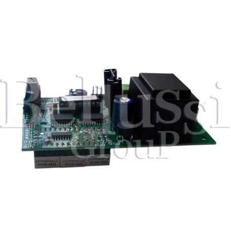 Electronic plate for PL/T manual fusing press