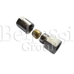 Złączka 1/4 GW na rurkę 8 mm