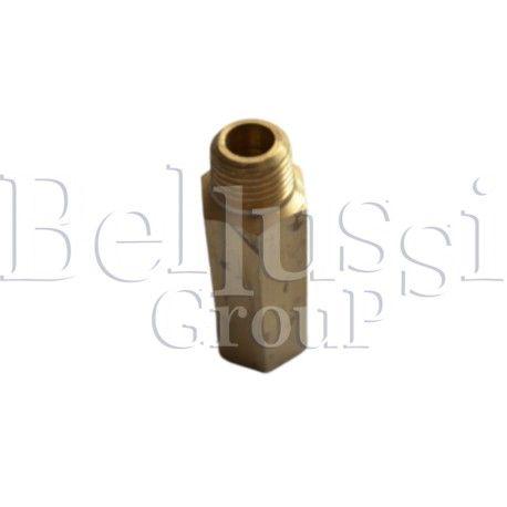 Łącznik kolanka i trójnika do czujnika ciśnienia i manometru do wytwornic pary FB/F i Comeleco