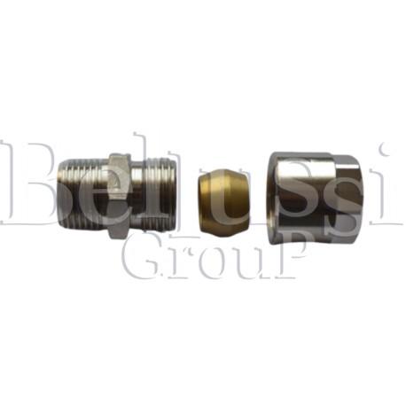Złączka 3/8 GZ na rurkę miedzianą 12 mm do Pratika i Maxi C5