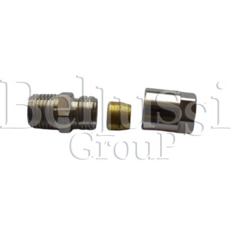 Złączka 1/4 GZ na rurkę miedzianą 8 mm do Pratika i Maxi C5