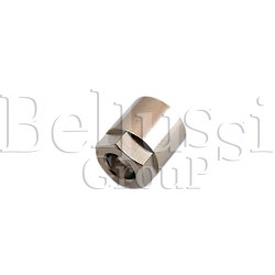 Nut of 10 mm glass tube