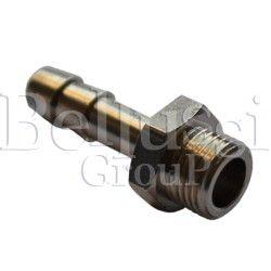 Łącznik elektrozaworu z przewodem parowym 6 mm x 1/8