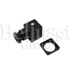 Plug of angle solenoid valve type 7000/1000