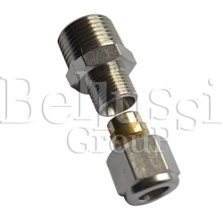 Connector 3/8 external thread