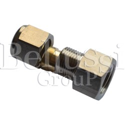 Złączka 1/4 GW na rurkę miedzianą 8 mm