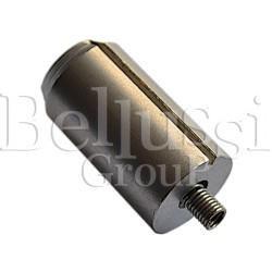 Solenoid valve piston