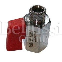 Drain ball external valve 1/4