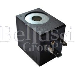 Winding of angle small solenoid valve 1/4