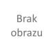 Pianka poliamidowa silikonowana niebieska o grubości 7 mm i szerokości 130 cm