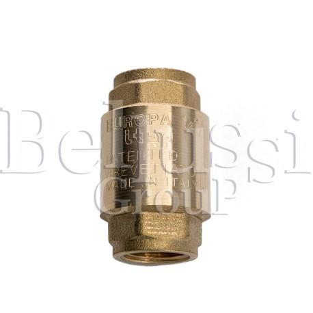 Non-return valve 1/2