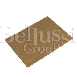 Teflon oilcloth for fusing press 0,12 mm thick and 100 cm wide (prize for linear meter) (I/S/C)