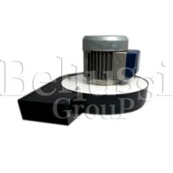 Odsysacz kompletny o mocy 600 W do stołów typu BR/A, FR/F i MP/A