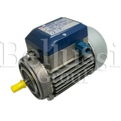 Motor of industrial extractor (600 W) for BR/A, MP/A and FR/F type ironing table