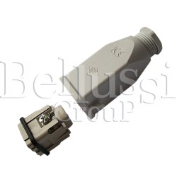 ILME 4-pins plug for Comel and other irons