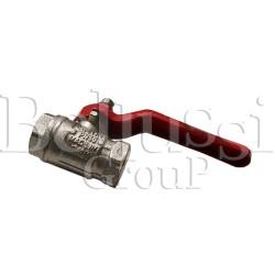Drain ball external valve 3/8