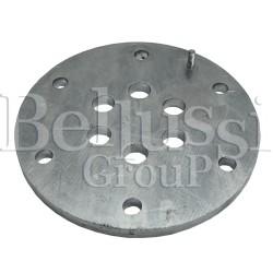 Kryza grzałek 180 mm do wytwornicy pary FB/F 25 l oraz stołów MP/F/PV