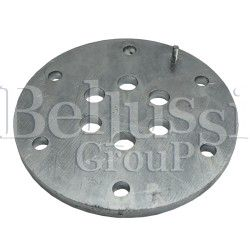 Heaters flange 160 mm for FB/F steam generator