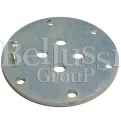 Heaters flange 154 mm for FB/F steam generator