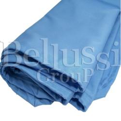 Tkanina niebieska na stoły prasowalnicze szerokość 150 cm