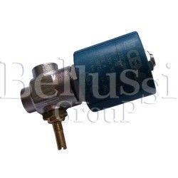 Steam solenoid valve CEME 9922 with regulation PTFE