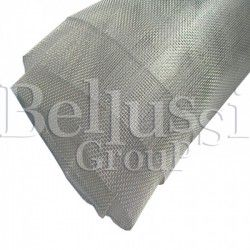 Metal net for MP type ironing tables