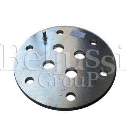 Kryza grzałek 148 mm do wytwornic pary FB/F