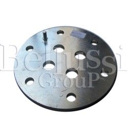 Heaters flange 148 mm for FB/F steam generator