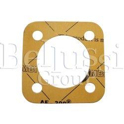 Uszczelka kwadratowa do grzałki aluminiowej lub miedzianej do wytwornic i stołów 5 l