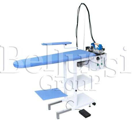 Stół prasowalniczy uniwersalny składany comelux Maxi C5 (zdjęcie przedstawia urządzenie wraz z akcesoriami sprzedawanymi osobno)