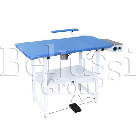Stół prasowalniczy prostokątny Futura RA (zdjęcie przedstawia urządzenie wraz z akcesoriami sprzedawanymi osobno)