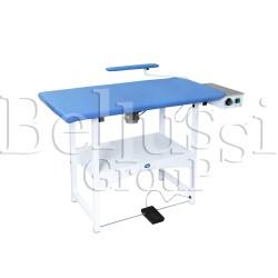 Stół prasowalniczy prostokątny Futura RC (zdjęcie przedstawia urządzenie wraz z akcesoriami sprzedawanymi osobno)