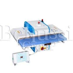 Pneumatic fusing press Comel PL/T 900 PNEUM