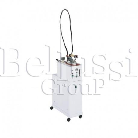 Wytwornica pary Pratika CMP z pompą wirową (zdjęcie przedstawia urządzenie wraz z akcesoriami sprzedawanymi osobno)