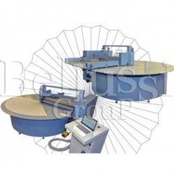 Maszyna do plisowania model SOLEIL EVO 125