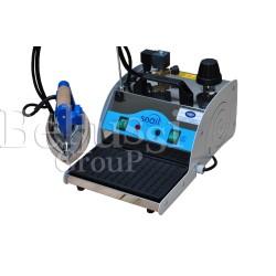Snail 2 steam generator