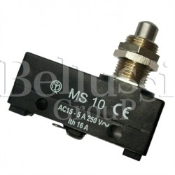 Microswitch of extractor foot button MS10