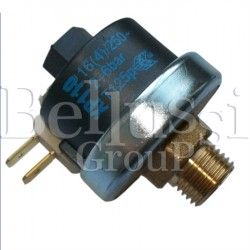 Czujnik ciśnienia (regulator ciśnienia) do 6 bar 1/4 GZ do wytwornic i stołów do 7 l