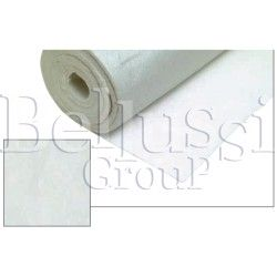 Insulating polyester padding metalized fabric