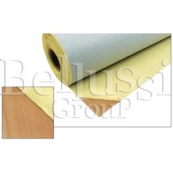 Adhesive etched ptfe