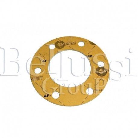Uszczelka kotła (kryzy grzałek) śr 154 mm do wytwornic typu FB/F oraz stołów FR/F, MP/F i MP/F/T