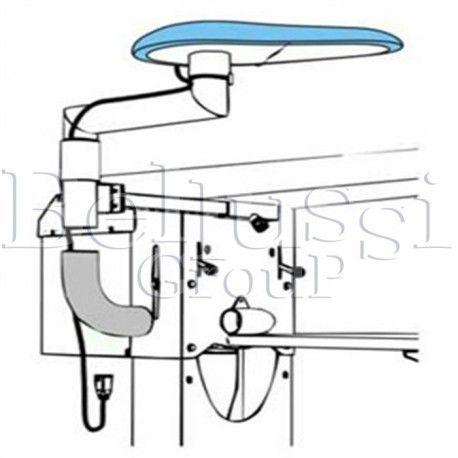 Podstawa prasulca bez formy do stołów  BR/A SXD (II/M/1)