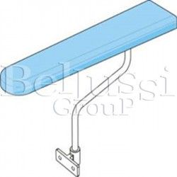 Sleeve buck for ironing table Futura R.