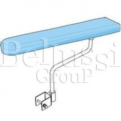 Sleeve buck for ironing table Comelflex.