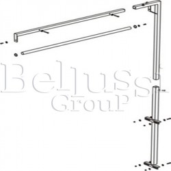 Handle for sling and lamp for ironing tables: FR/F, BR/A, BR/A-L I BR/F-VP.