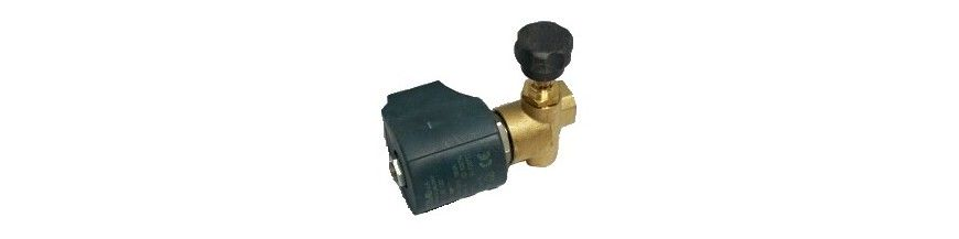 SOLENOID VALVES AND SPARE PARTS