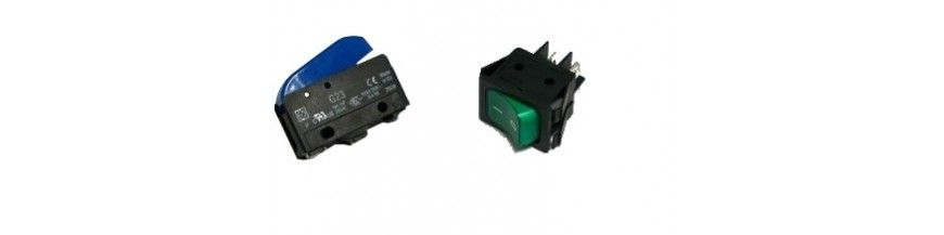 MICROSWITCHES, SWITCHES