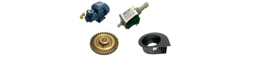 MOTORS, PUMPS, CONDENSERS